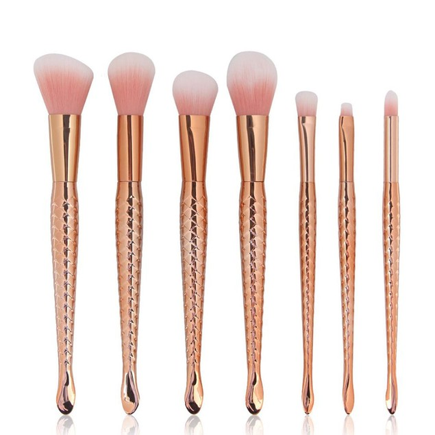 9PCS Make up Brushes Set Foundation Powder Blusher Face Brush 139