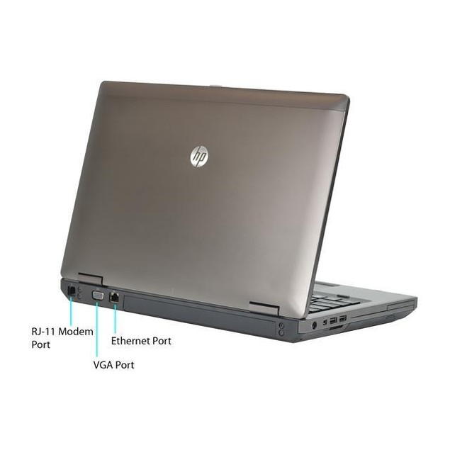 HP Laptop ProBook 6460B Intel Core i5 4GB 320 GB Windows 10 Pro 64