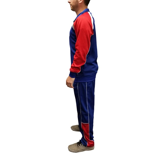 Team USA Jacket And Pants Tracksuit Uniform