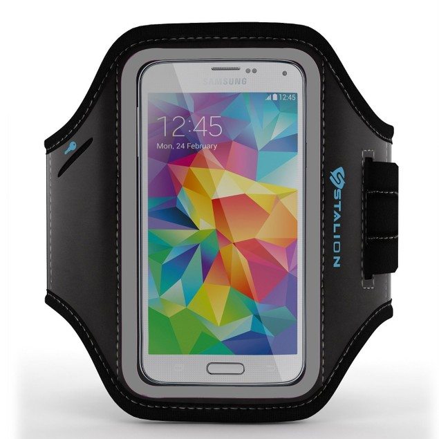 Stalion Sports Running Gym Armband Case Cover for Samsung Galaxy S6/S6 Edge