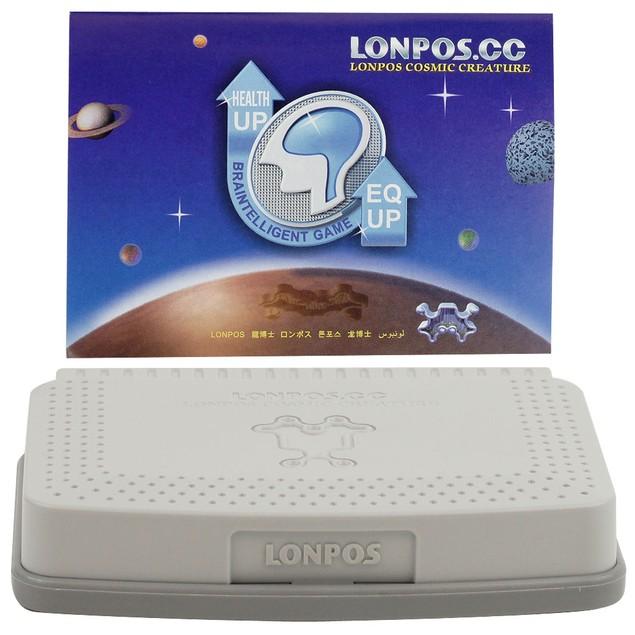 Lonpos Cosmic Creature Braintelligent Game - Boost Your IQ
