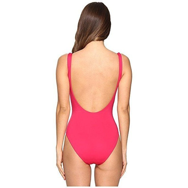 onia Women's Kelly Crimson Swimsuit Sz:M