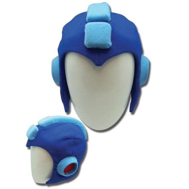 Mega Man Plush Helmet