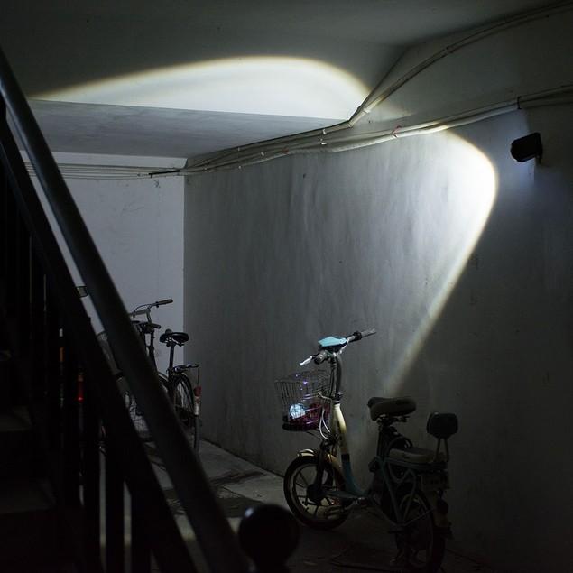 Outdoor Wireless Solar Energy Powered Motion Sensor Light LED