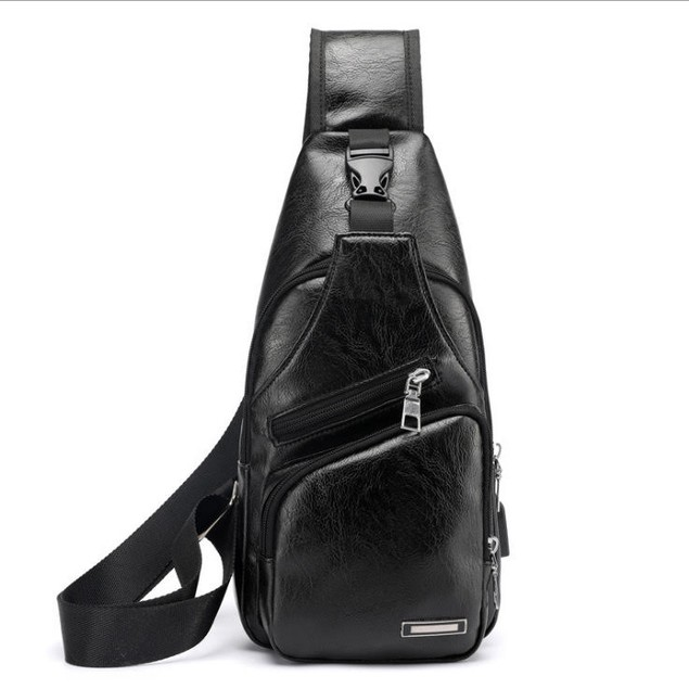 Men's Bag with USB port