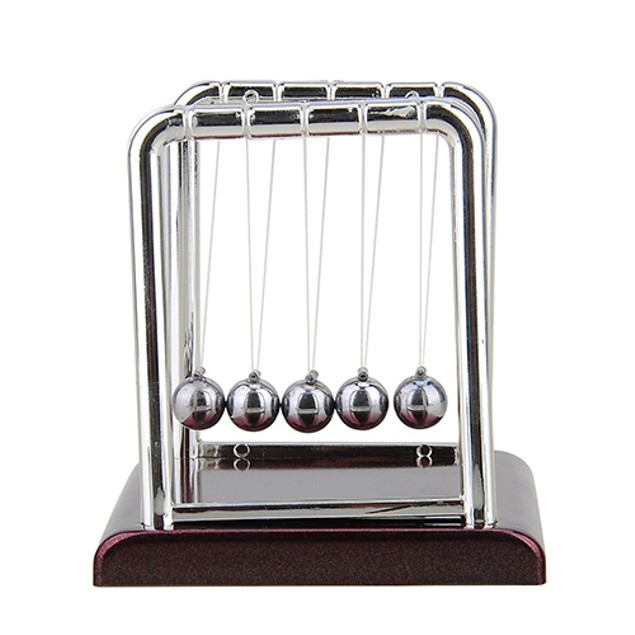 Cradle Steel Balance Ball Pendulum