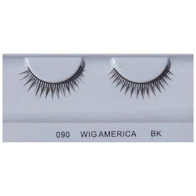 Wig America Premium False Eyelashes wig557, 5 Pairs