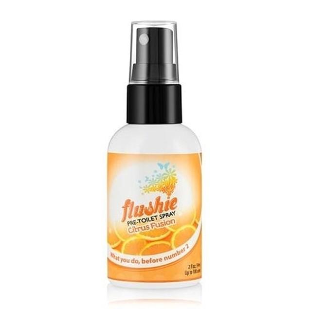 3-Pack Flushie Pre Toilet Deodorizer Spray 2oz