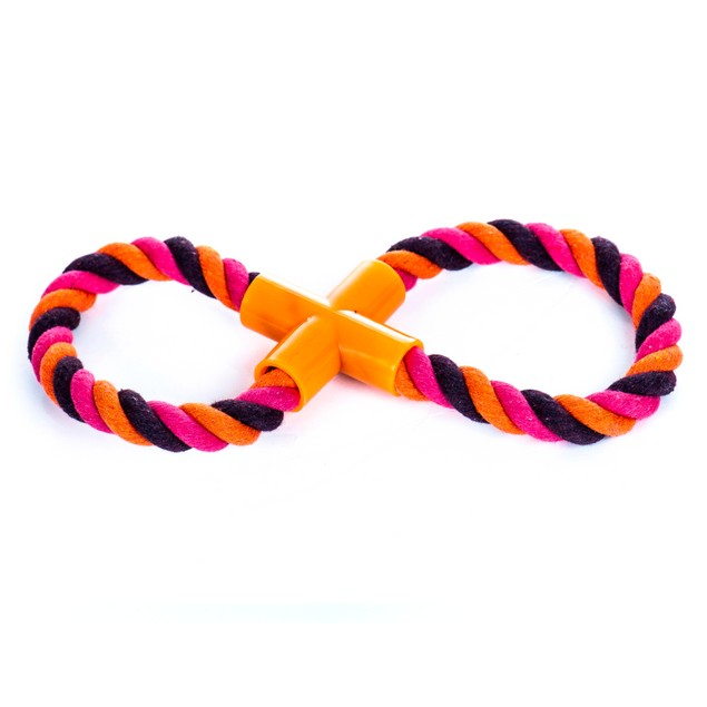 Bagoo Dog Rope Toys for Small, Medium, and Large Dogs