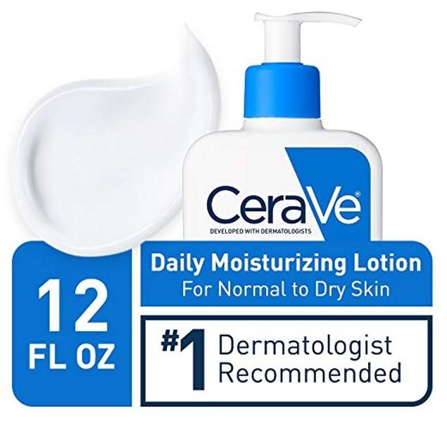 CeraVe Daily Moisturizing Lotion | 12 Ounce