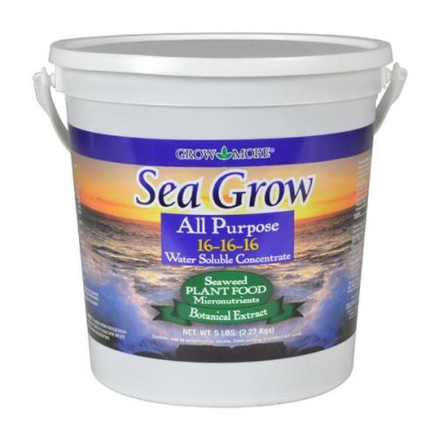 Grow More Sea Grow All Purpose, 25 lb
