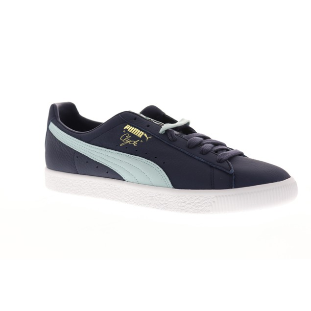 Puma Mens Clyde Core Sneakers Shoes