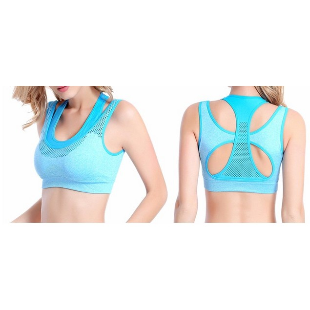 2-Piece Yoga Bra
