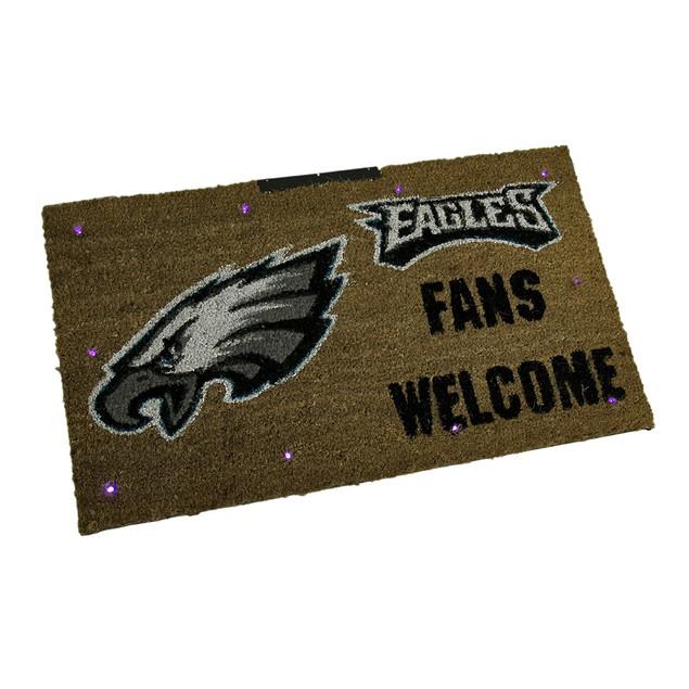 Nfl Philadelphia Eagles Led Light Up Sports Team Doormats