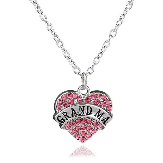 Family Necklace and Bracelet Set