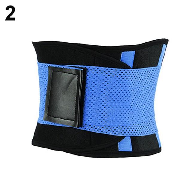 Tummy Control Waist Trainer Gym Fitness Waist Trimmer Belt