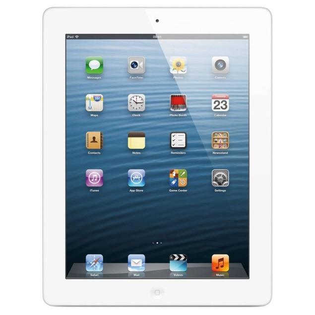 Apple iPad 2 MC979LL/A (16GB, WiFi, White) - Grade B