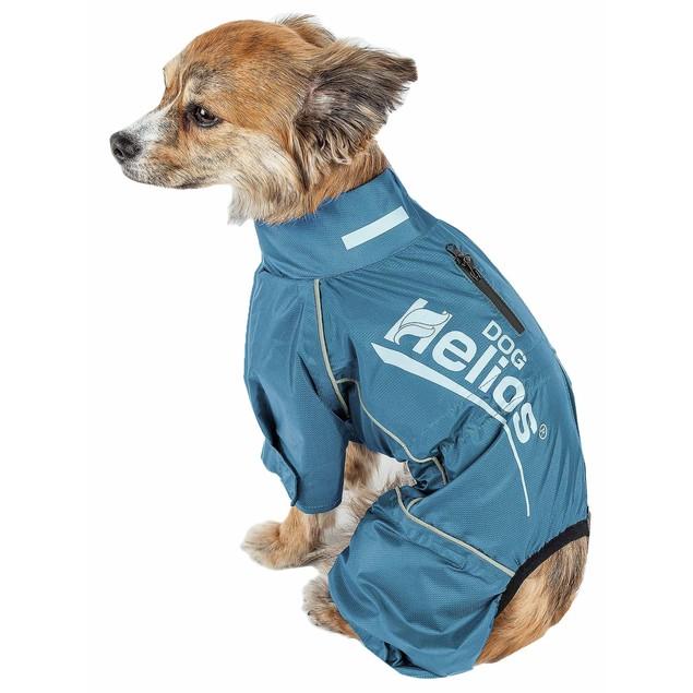 Dog Helios 'Hurricanine' Reflective Waterproof Full Body Dog Coat Jacket
