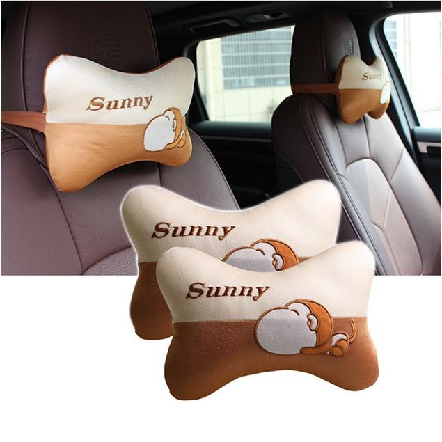 1PC Car Auto Seat Head Neck Rest Cushion Headrest Pillow Pad
