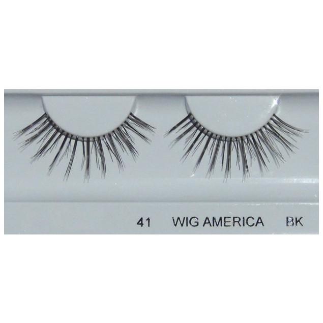 Wig America Premium False Eyelashes wig492, 5 Pairs