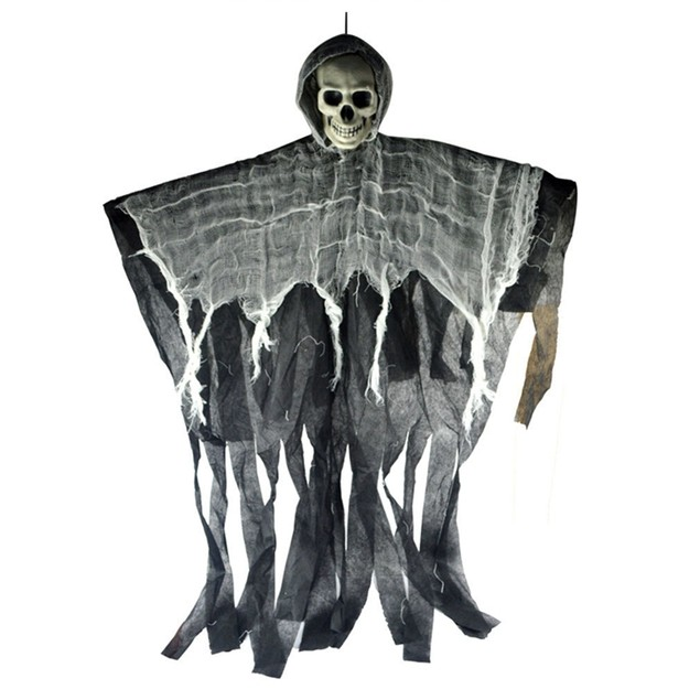 Halloween Scary Skull Hanging Ghost Pendant Decoration Props