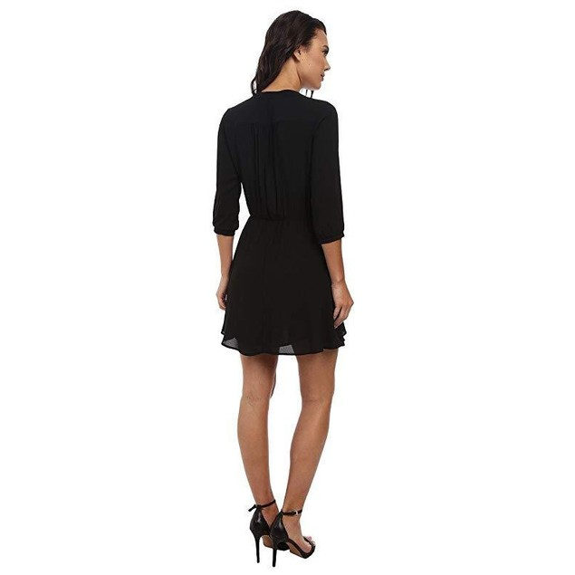 Brigitte Bailey Women's Adira Dress Black MD