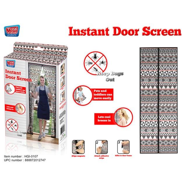 Volar Ideas Instant Door Screen