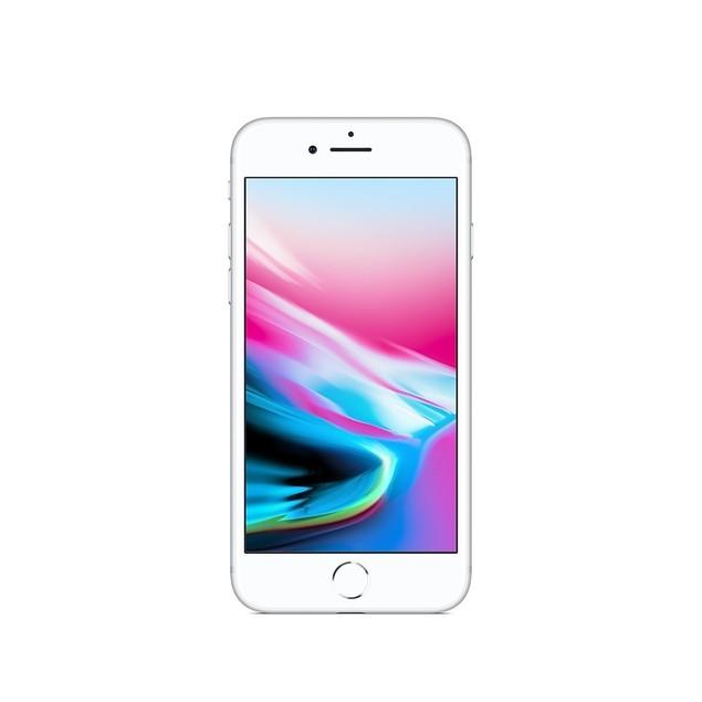 "Apple iPhone 8 64GB 4.7"" 4G LTE Verizon Unlocked,Silver (Refurbished)"