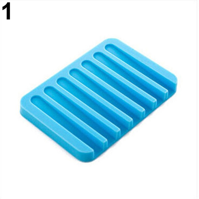Bathroom Silicone Soap Dish