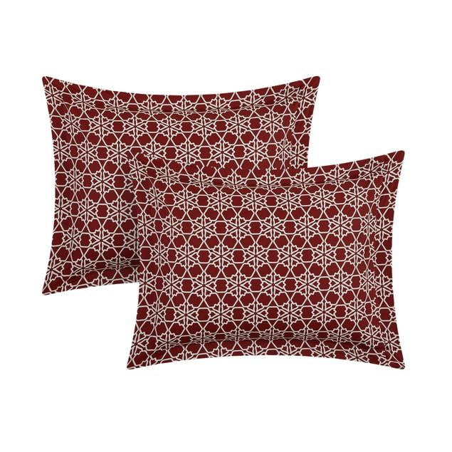 Chic Home 4 Pc Raden 100%Cotton XL Frame Vintage Boho Printed Comforter Set
