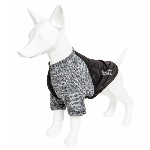 Pet Life Active 'Hybreed' Two-Toned Performance Dog T-Shirt
