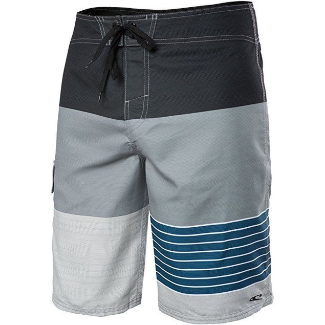 O'Neill Mens Calypso Swimwear Board short Light Blue SIZE 28