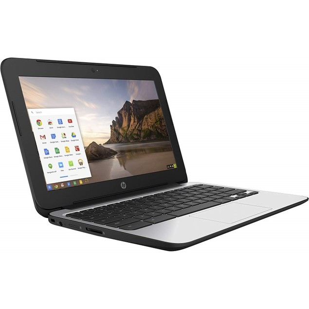 "HP 11 G4 Intel Celeron N2840 X2 2.16GHz 4GB 16GB SSD 11.6"",Gray(Refurbis"