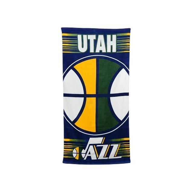 Utah Jazz NBA Northwest Beach Bath Towel