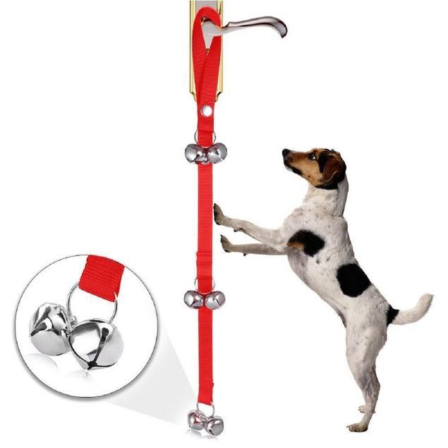 Dog Door Bell Rope