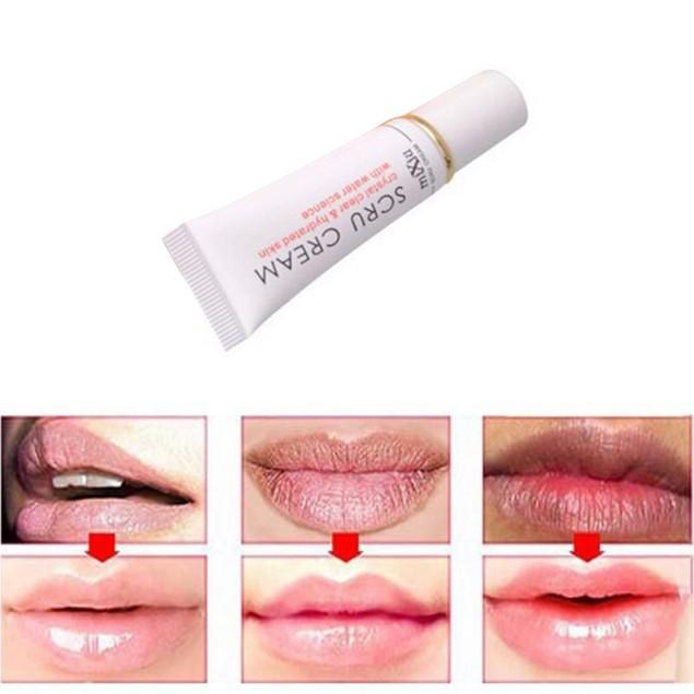 Gel Exfoliating Moisturizer Lip Cutin Remover Skin Nursing Scrub Cream