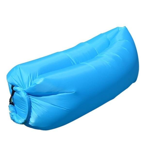 Lazy Inflatable Sofa Camping Outdoor Air Sleep Sofa
