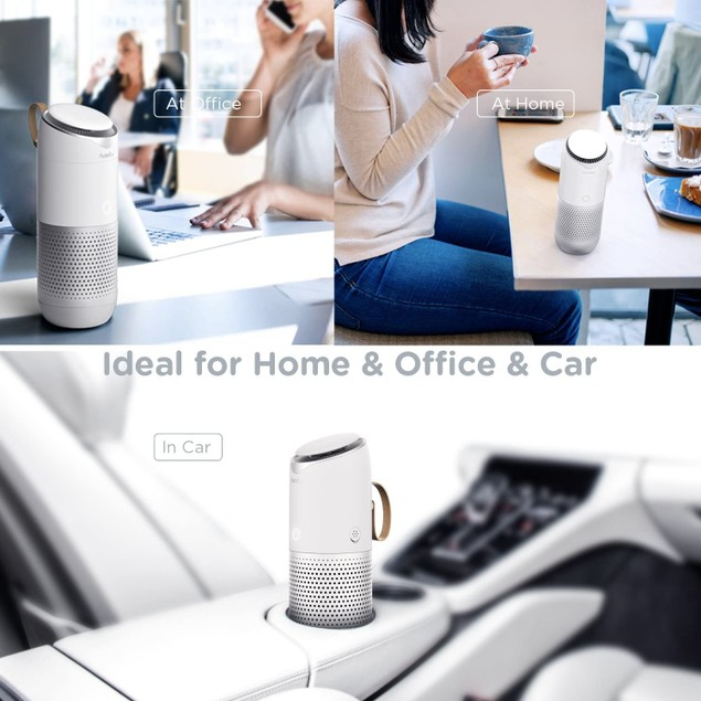Autowit Fresh Mini Car Air Purifier