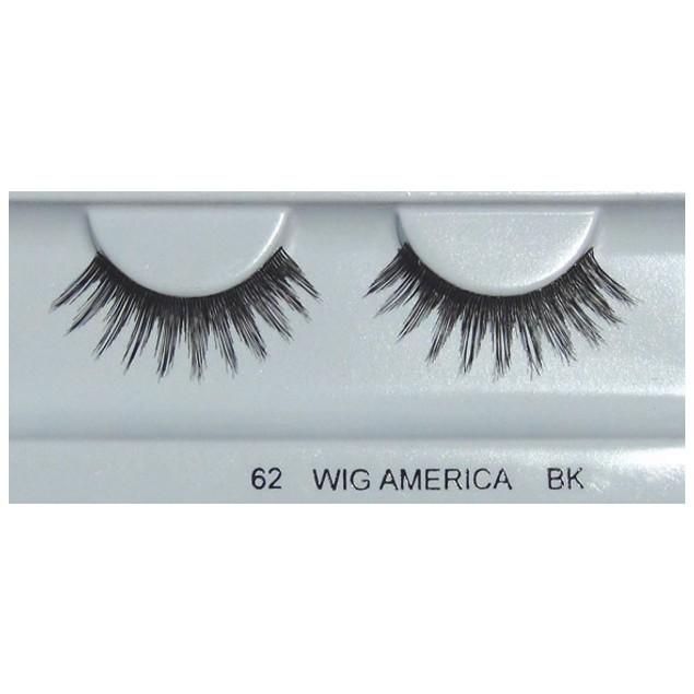 Wig America Premium False Eyelashes wig504, 5 Pairs