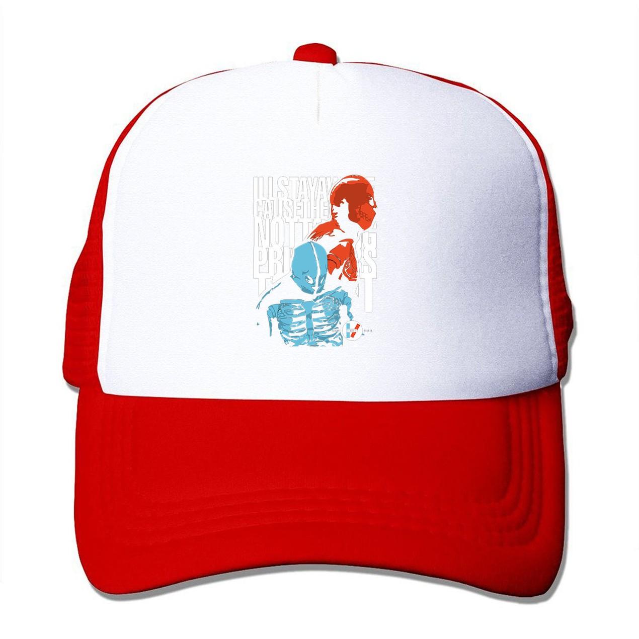 384d05191d7b8 Josh Dun and Tyler Joseph of Twenty One Pilots Snapback Hats Baseball Caps .