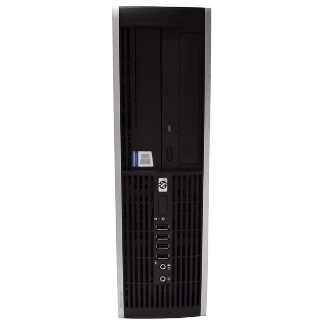 HP 8100 Intel  i5 8GB 1TB HDD Windows 10 Home WiFi Desktop PC