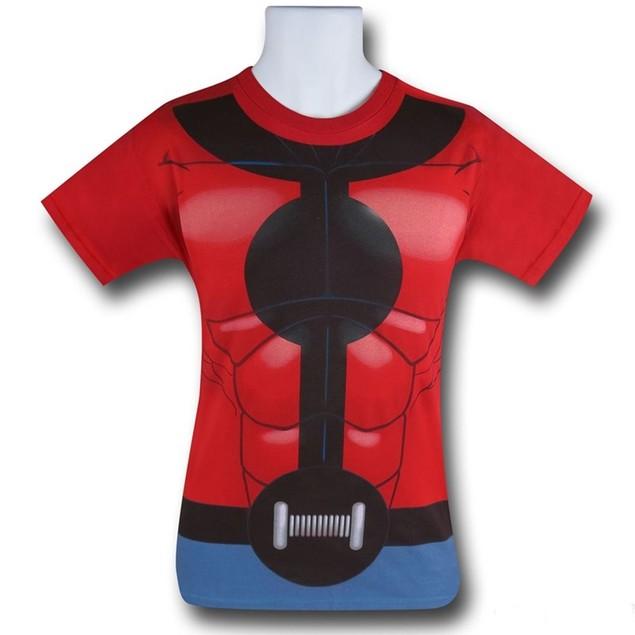 Ant-Man T-Shirt Costume Super Hero Marvel Ant Man Antman Comics Hank Pym