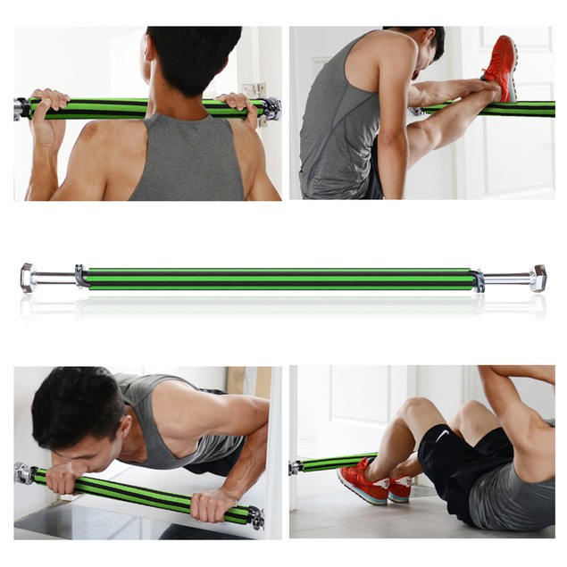 Gym Pull Up Bar Doorway Chin Up Bar Health & Fitness Exercise Trainer bar