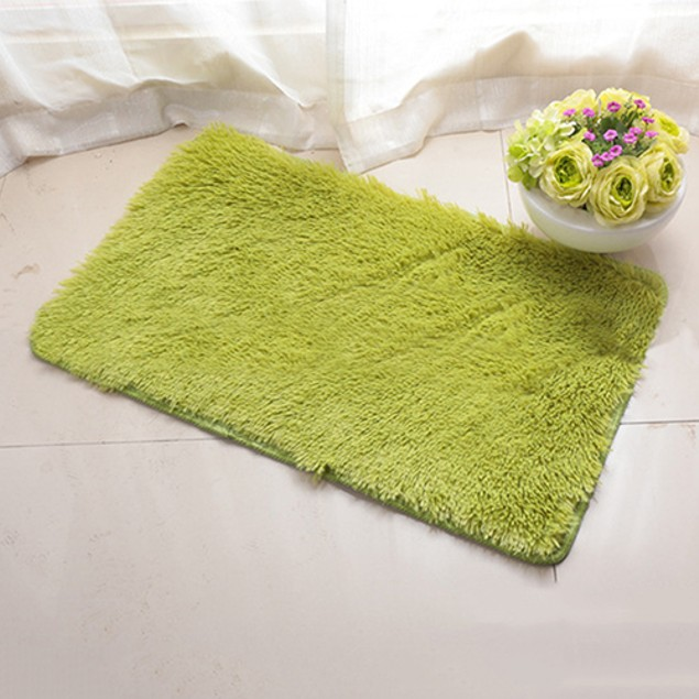 Super Soft Anti-Skid Shaggy Floor Mat