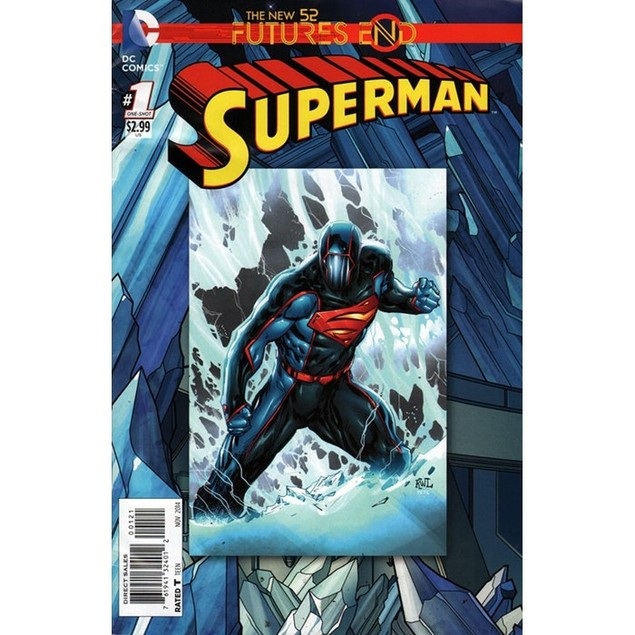 Superman Magazine Subscription