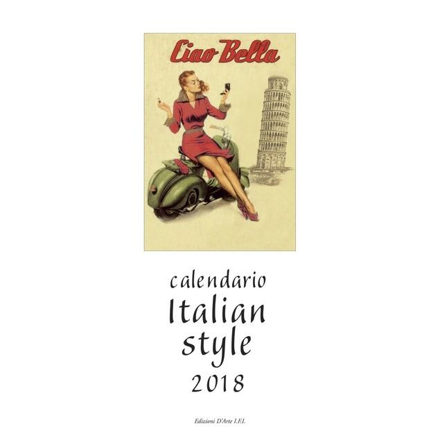 Italian Style Vertical Wall Calendar (Bilingual), Weird   Interesting by