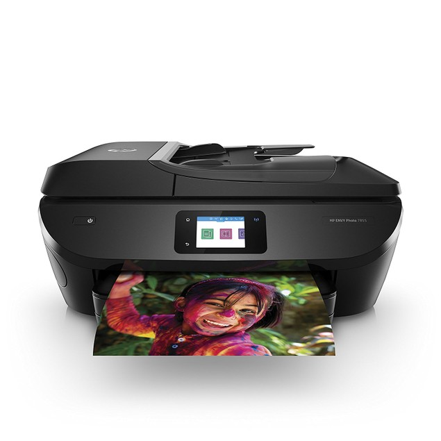 HP ENVY Photo 7855 All-in-One Photo Printer with Wireless Printing