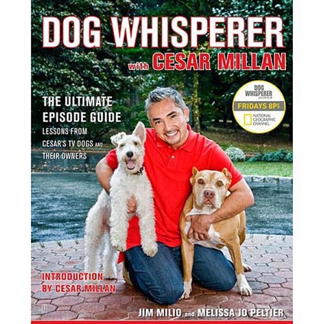 Dog Whisperer with Cesar Millan Book, Dog Training by Simon & Schuster