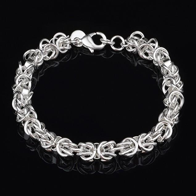 Women Vogue 925 Sterling Silver Bracelet