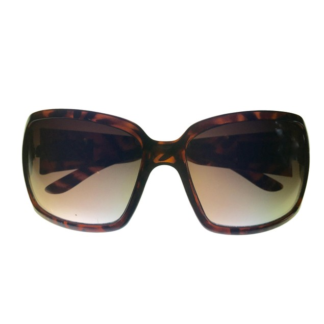 Kenneth Cole Reaction Sunglass Womens Tortoise Rectangle, KC1086 95